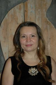 Portrett Anne May Olli