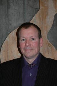 Portrett Bror Ivar Salamonsen.