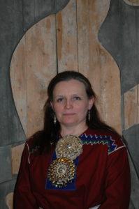Portrett Inga Margrethe Vars