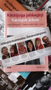 Portretter av Karasjok årbokredaksjonen