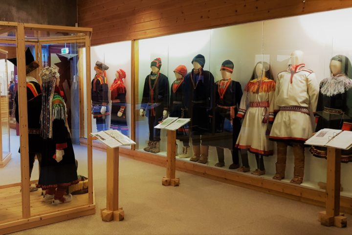 The Sámi museum and Destination Sápmi